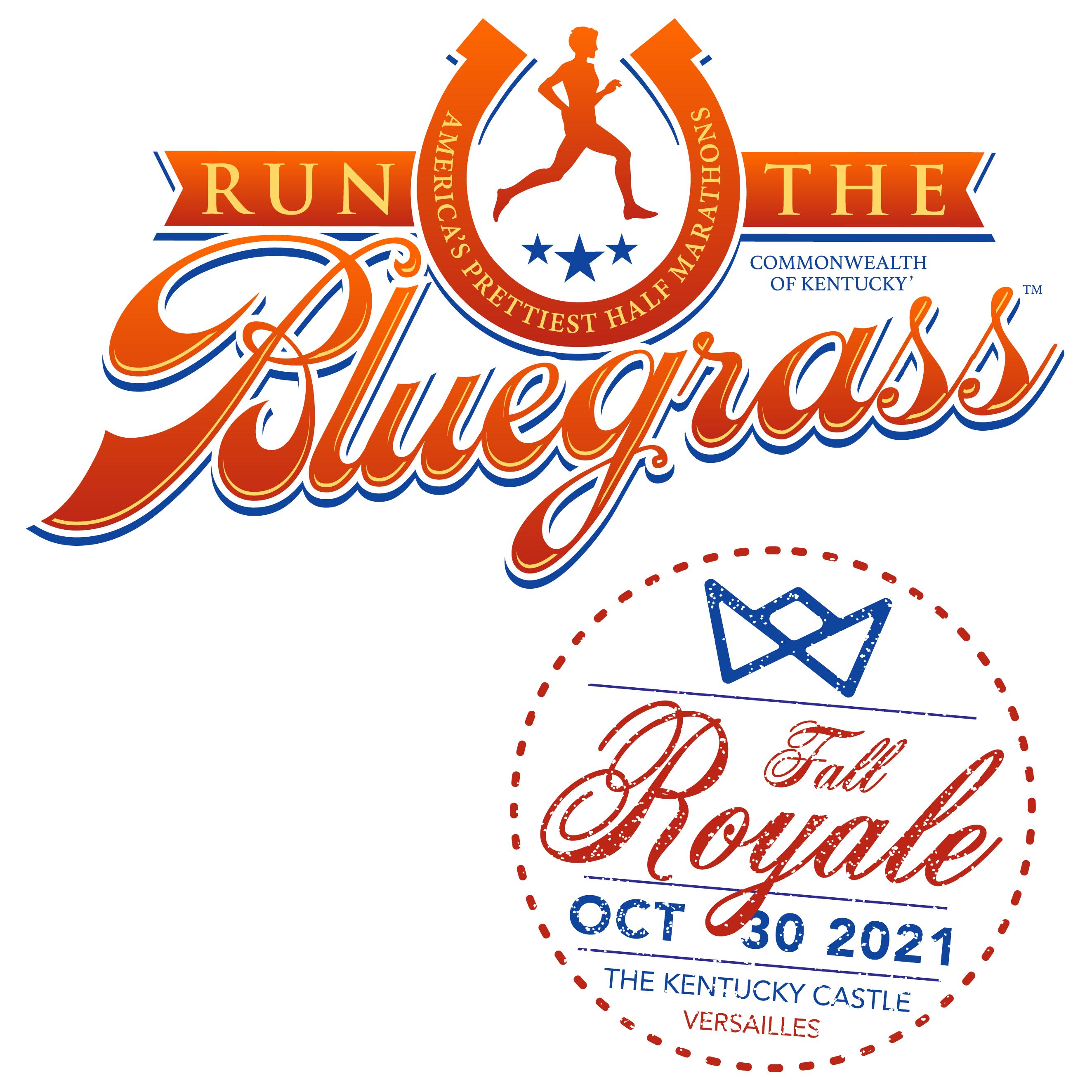 RunTheBluegrass 2021 Fall Royale logo